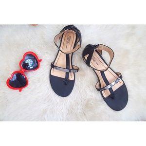 Prabal Gurung for Target Gladiator Mirror Sandals